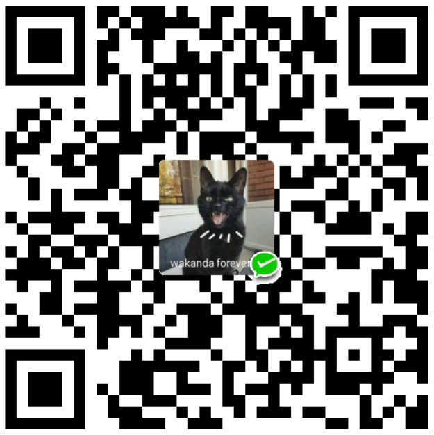 Yuexiang Gao WeChat Pay